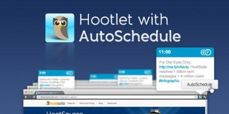 Add- on cho Chrome- Hootsuite Hootlet