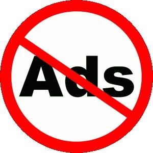 Không nên lạm dụng quá nhiều quảng cáo